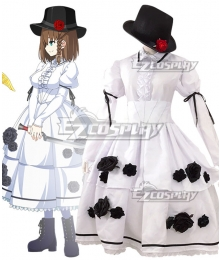 Fate Grand Order Assassin Charlotte Corday Ascension Ⅲ Cosplay Costume
