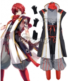 Fate Grand Order Assassin Fuuma Kotarou Cosplay Costume