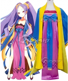 Fate Grand Order Assassin Wu Zetian Cosplay Costume