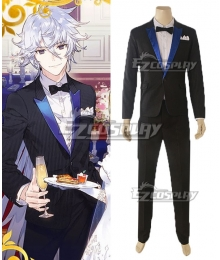 Fate Grand Order Avalon Celebrate Merlin Cosplay Costume