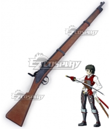 Fate Grand Order Berserker Hijikata Toshizou Gun Cosplay Weapon Prop