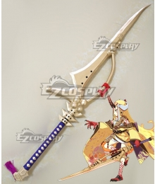 Fate Grand Order Berserker Ibaraki Douji Sword Cosplay Weapon Prop