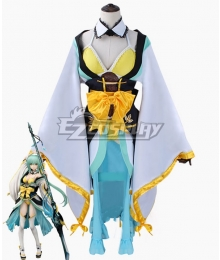 Fate Grand Order Berserker Kiyohime Cosplay Costume