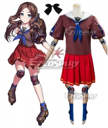 Fate Grand Order Caster Leonardo Da Vinci Daily Clothing Cosplay Costume
