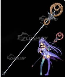 Fate Grand Order Caster Medea Lily Staff Cosplay Weapon Prop
