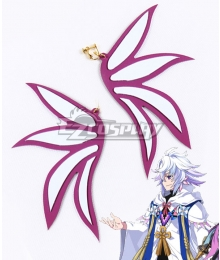 Fate Grand Order Caster Merlin Earrings Cosplay Accessory Prop