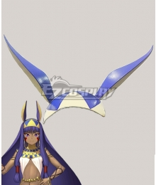 Fate Grand Order Caster Nitocris Headwear Cosplay Accessory Prop