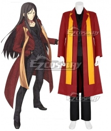 Fate Grand Order Caster Zhuge Liang Lord El-Melloi II Cosplay Costume