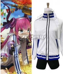 Fate Grand Order Elizabeth Bathory Sportswear Cosplay Costume