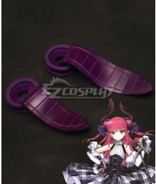 Fate Grand Order Fate Extella Elizabeth Bathory Cheerleader Headwear Horn Cosplay Accessory Prop