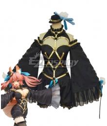 Fate Grand Order Fate Extra CCC Caster Tamamo no Mae Cosplay Costume