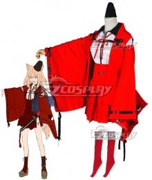 Fate Grand Order Fate Extra CCC Saber Suzuka Gozen Cosplay Costume
