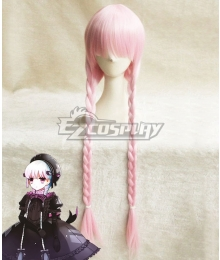 Fate Grand Order Fate EXTRA Last Encore Caster Nursery Rhyme Pink Cosplay Wig