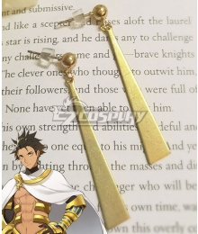 Fate Grand Order Fate Prototype Rider Ramessess II Stud Earring Cosplay Accessory Prop