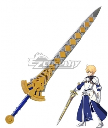 Fate Grand Order Fate Prototype Saber Arthur Pendragon Sword Cosplay Weapon Prop