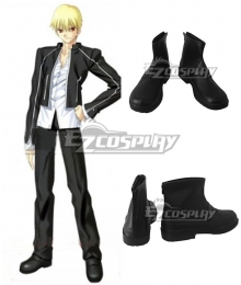 Fate Grand Order Fate Stay Night Fate Zero Archer Gilgamesh Black Cosplay Shoes