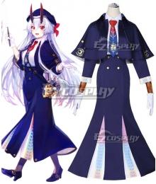 Fate Grand Order Fes.2019 4th Anniversary ALBUM Tomoe Gozen Cosplay Costume