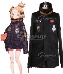 Fate Grand Order FGO 2018 Anniversary Foreigner Abigail Williams Cosplay Costume