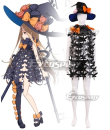 Fate Grand Order FGO Abigail Williams Stage 2 Cosplay Costume