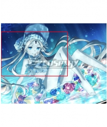 Fate Grand Order FGO Abigail Williams Swimsuit Golden Cosplay Wig