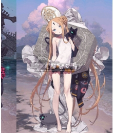 Fate Grand Order FGO Abigail Williams Swimsuit Stage 2 Cosplay Costume