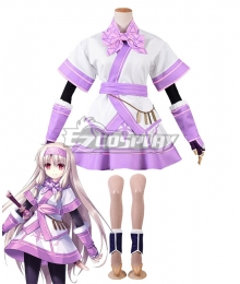Fate Grand Order FGO Alterego Sitonai  Ver1 Cosplay Costume