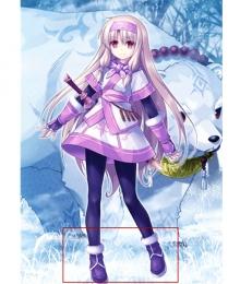 Fate Grand Order FGO Alterego Sitonai Ver1 Purple Cosplay Shoes