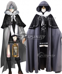 Fate Grand Order FGO Assassin Gray Cosplay Costume