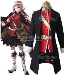 Fate Grand Order FGO Berserker Nightingale Stage 3 Cosplay Costume