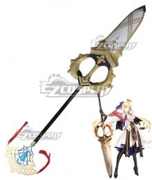 Fate Grand Order FGO Caster Artoria Pendragon Stage 3 Cosplay Weapon Prop
