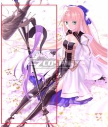 Fate Grand Order FGO Caster Artoria Pendragon Stage 4 Cosplay Weapon Prop