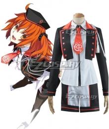 Fate Grand Order FGO Female Master Ritsuka Fujimaru Chaldea Park 2019 4th Anniversary Cosplay Costume