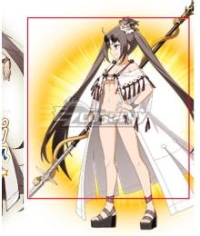 Fate Grand Order FGO Lancer Yu Miaoyi Swimsuit Cosplay Weapon Prop