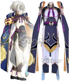 Fate Grand Order FGO Lanling Wang Stage3 Cosplay Costume