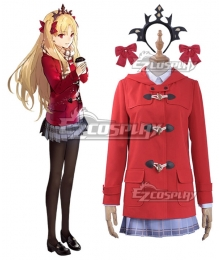 Fate Grand Order FGO Ninkigal Ereshkigal Daily Winter Uniform Cosplay Costume