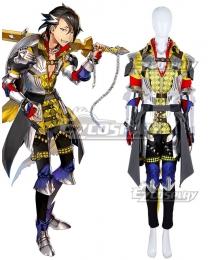 Fate Grand Order FGO Rider Mandricardo Cosplay Costume