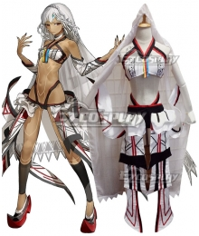 Fate Grand Order FGO Saber Altera Cosplay Costume