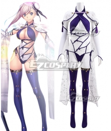 Fate Grand Order FGO Caster Artoria Pendragon Stage 4 Cosplay Costume