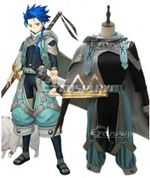 Fate Grand Order FGO Saber Setanta Cosplay Costume