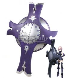 Fate Grand Order FGO Shielder Kirieraito Mashu Shield Cosplay Weapon Prop