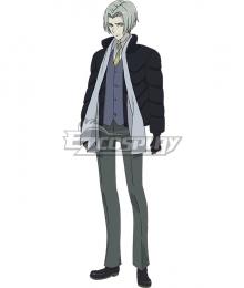 Fate Grand Order FGO The Case Files of Lord El-Melloi II Roudo Erumeroi Ⅱ-sei no Jikenbo Melvin Waynes Cosplay Costume