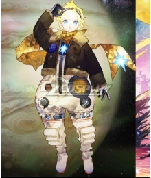 Fate Grand Order FGO Voyager Little Prince Stage 3 Cosplay Costume