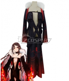 Fate Grand Order FGO Yu Miaoyi Cosplay Costume