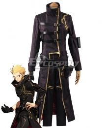 Fate Grand Order Gilgamesh in NY Cosplay Costume
