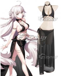 Fate Grand Order Joan of Arc Jeanne d'Arc Bikini Swimsuit Cosplay Costume