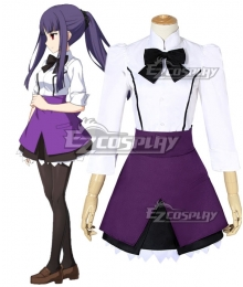 Fate Grand Order Kara no Kyoukai Asagami Fujino Cosplay Costume