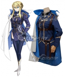 Fate Grand Order Lancer Artoria Pendragon FGO 2nd Anniversary Cosplay Costume