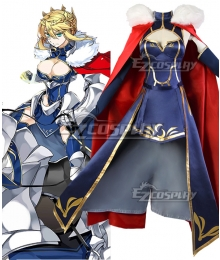 Fate Grand Order Lancer Artoria Pendragon Cosplay Costume