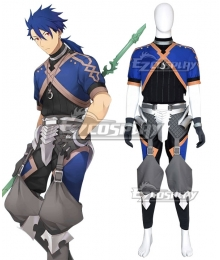 Fate Grand Order Lancer Cu Chulainn Cosplay Costume