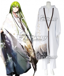 Fate Grand Order Lancer Enkidu Cosplay Costume